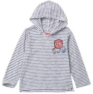 Joe Fresh Hooded Long Sleeve Tee (Little Boys)