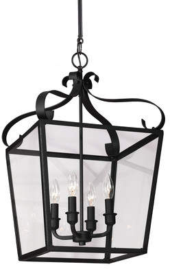 Co Darby Home Weston 4-Light Foyer Pendant
