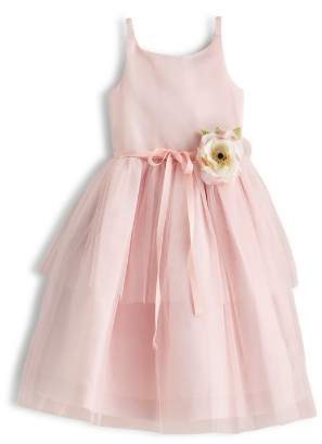 Us Angels Girls' Ballerina Dress - Big Kid