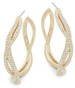 Adriana Orsini Pavé Stud Earrings