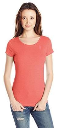 U.S. Polo Assn. Women's Scoop Neck T-Shirt