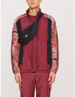 Puma x Les Benjamins paisley-print shell jacket
