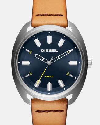 Diesel Fastback Brown Analogue Watch