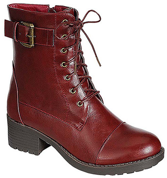 Wine Buckle Master Boot $46 thestylecure.com