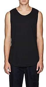 Chapter MEN'S SLUB COTTON-BLEND TANK-BLACK SIZE XL