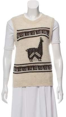 Etoile Isabel Marant Wool Sweater Vest