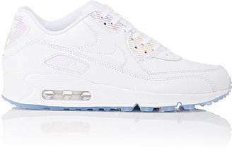 Nike Women's Air Max 90 Premium Sneakers $120 thestylecure.com