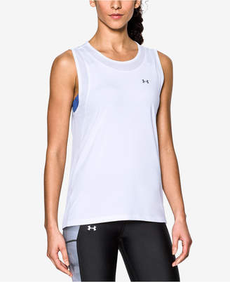 Under Armour Sport Muscle Tank Top $34.99 thestylecure.com