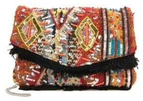Sam Edelman Cait Flap Convertible Clutch