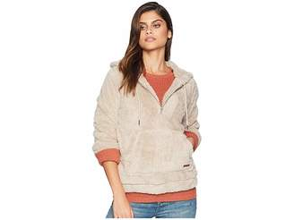 Billabong Cozy For Keeps Fleece Hoodie