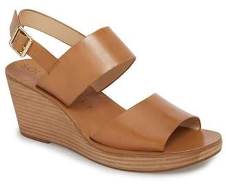 Sole Society Pavlina Platform Wedge Sandal (Women)