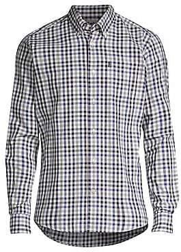 Barbour Men's Core Essentials Stapleton Button-Down Shirt