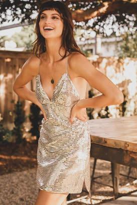 Saylor Aliannia Sequin Dress