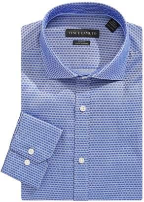 Vince Camuto Slim Fit Button-Down Dress Shirt