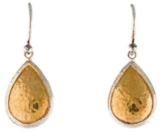 Gurhan Two-Tone Drop Earrings