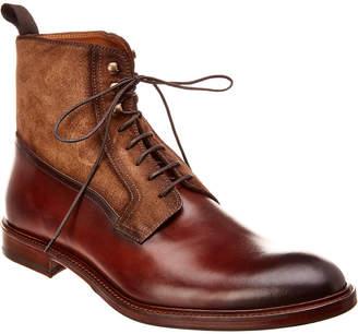 Antonio Maurizi Leather & Suede Boot