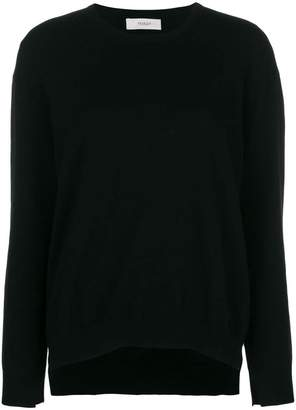 Pringle long-sleeve fitted sweater