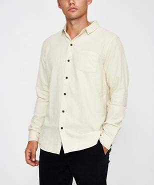 Dune Banks Roy Long Sleeve Woven Shirt