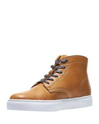 Wolverine Men's Leather High-Top Sneakers