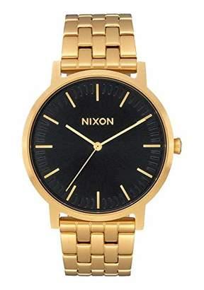 Nixon Men's 'Porter' Quartz Stainless Steel Casual Watch