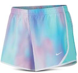 Nike Girls' Tempo Printed Running Shorts - Big Kid