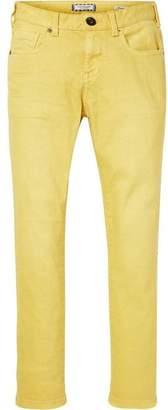 Scotch & Soda Yellow Trousers Skinny fit