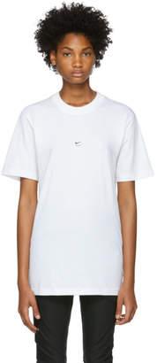 Nike White Matthew Williams Edition Graphic T-Shirt