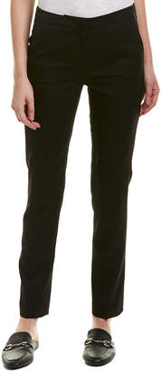 The Kooples Wool-Blend Active Trouser