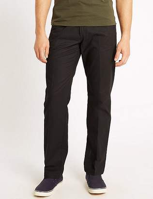 Marks and Spencer Regular Fit Chinos with StormwearTM
