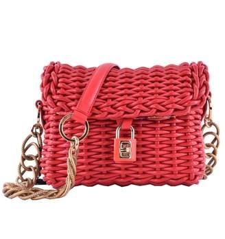 Dolce & Gabbana Red Synthetic Handbag