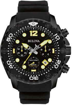 Bulova Men's Rubber Watch