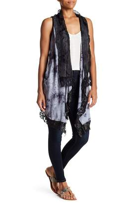 Couture Simply Lace Inset Cardigan