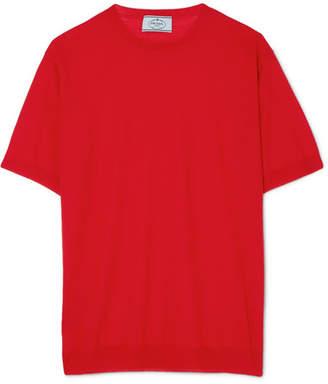 Prada Wool Sweater - Red