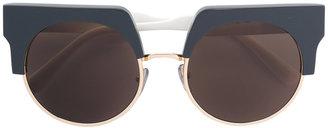 Graphic sunglasses