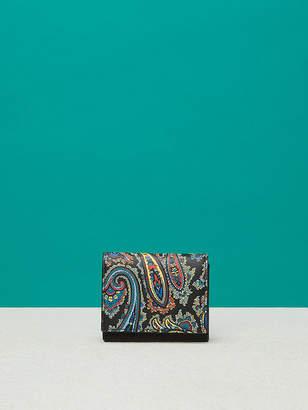 Diane von Furstenberg Small Flap Wallet