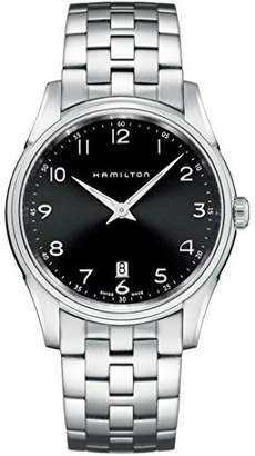 Hamilton Men's H38511133 Jazzmaster Slim Dial Watch