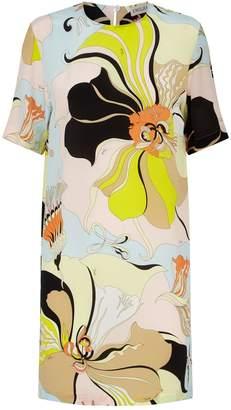 Emilio Pucci Silk T-Shirt Dress