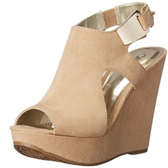 Carlos by Carlos Santana Women's Malor Wedge Sandal $26.11 thestylecure.com