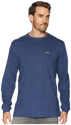 Pendleton Long Sleeve Deschutes Pocket Tee Men's T Shirt