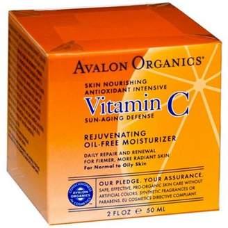 Avalon Vit C Reuj. Moisturizer Crm 50mL (50mL Liquids) 9.99