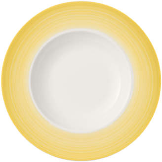 Villeroy & Boch Colourful Life Lemon Pie Pasta Plate 11.75 in