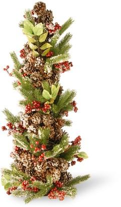 """National Tree Company 33"""" Christmas Tree Table Decor"""