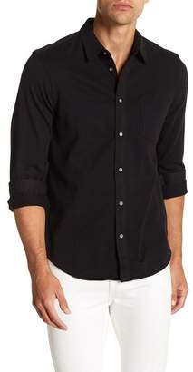 Scott Wilson JASON Knit Regular Fit Shirt