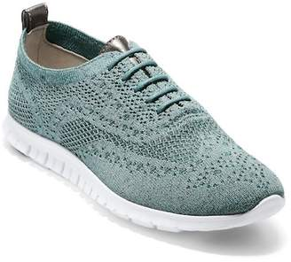 Cole Haan ZeroGrand Stitchlite Knit Lace Up Sneaker