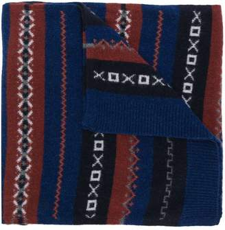 Pringle Fair Isle scarf
