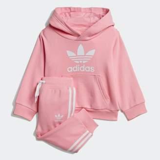 adidas (アディダス) - トレフォイルフーディー/パーカー