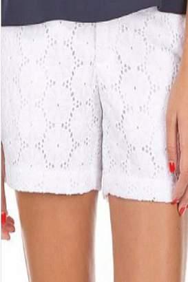 Jade Lulu Eyelet Shorts
