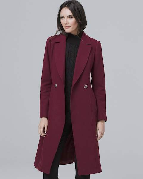 Whbm Fashion Coat