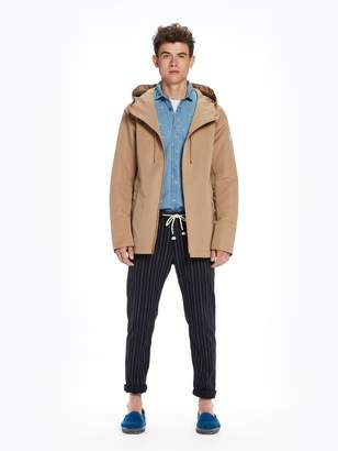 Scotch & Soda Hooded Tech Jacket