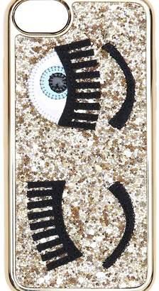 Chiara Ferragni Blinking Eye Iphone 8 Case